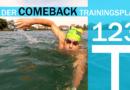 Schwimmen: Der COMEBACK-Trainingsplan