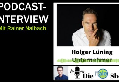 Podcast-Interview in der Nale Show