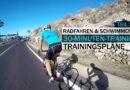 30-Minuten-Training für das Schwimmen und Radfahren