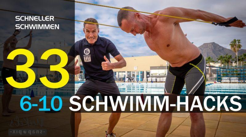 6-10 Tipps für das Schwimm- und Ausdauer-Training