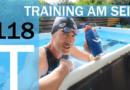 Trainingsplan #118: Training am Seil im Garten-Pool, 2.000m