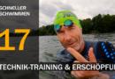 Schwimmen: Technik-Training einmal anders gedacht