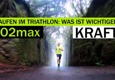 VO2max oder Kraft? Schneller laufen im Triathlon