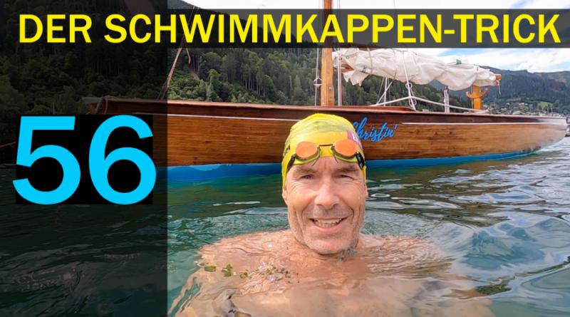 Wettkampf-Tipp: Zwei Schwimmkappen