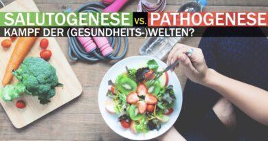 Salutogenese vs. Pathogenese